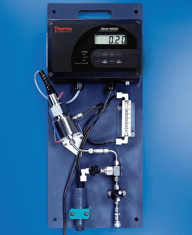 Monitores de sodio for Analizador de oxigeno